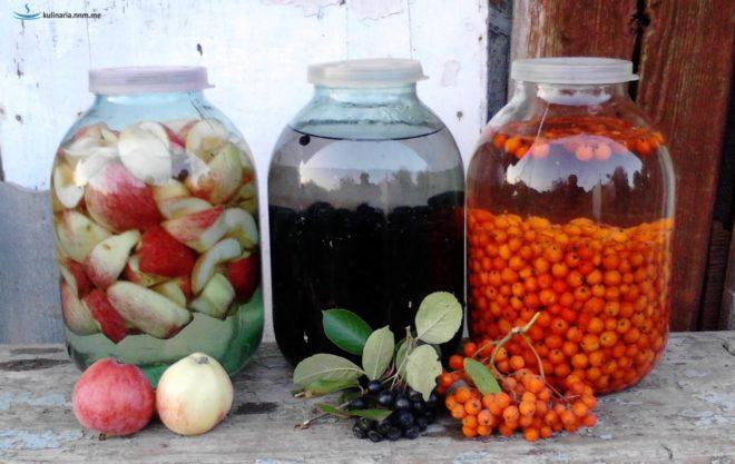 Рябиновая настойка - 11 простых и полезных рецептов