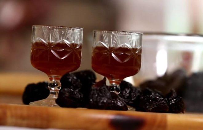 Вкусный рецепт самогона на черносливе