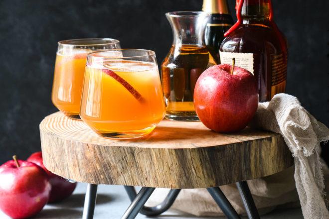 Классический рецепт яблочной настойки на самогоне