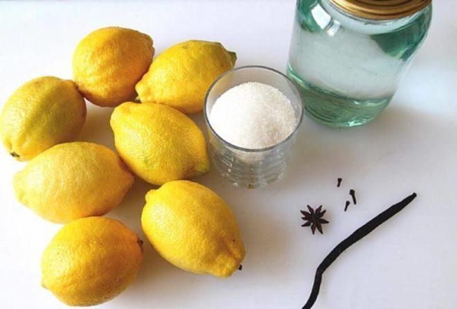 Рецепт настойки на лимоне и самогоне