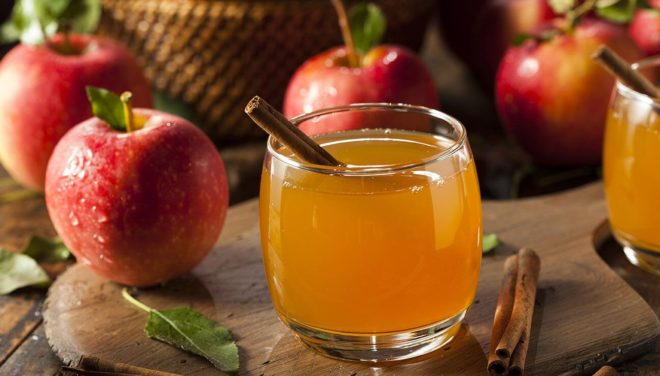 Яблочная наливка без водки