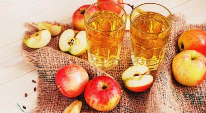 Яблочная наливка с грушами на водке