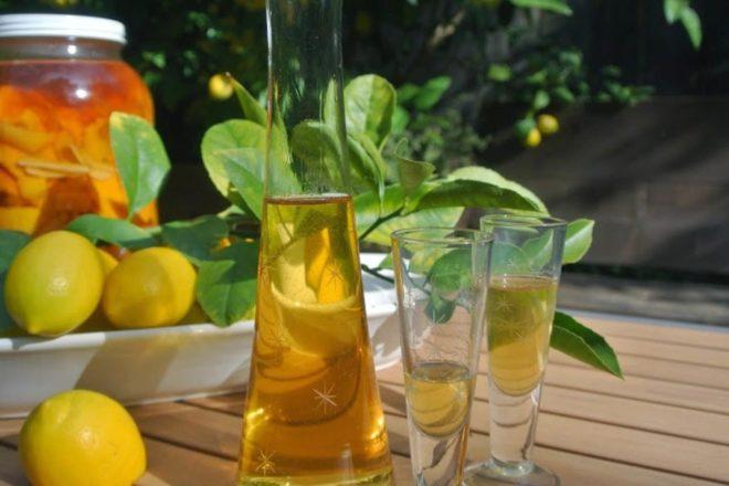 Рецепты коктейлей с ликером Лимончелло в домашних условиях