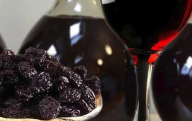 Настой самогона на черносливе с медом