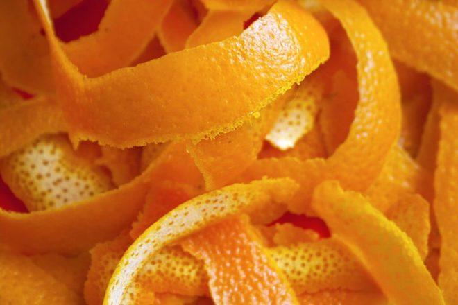 Полезные свойства апельсиновых корок