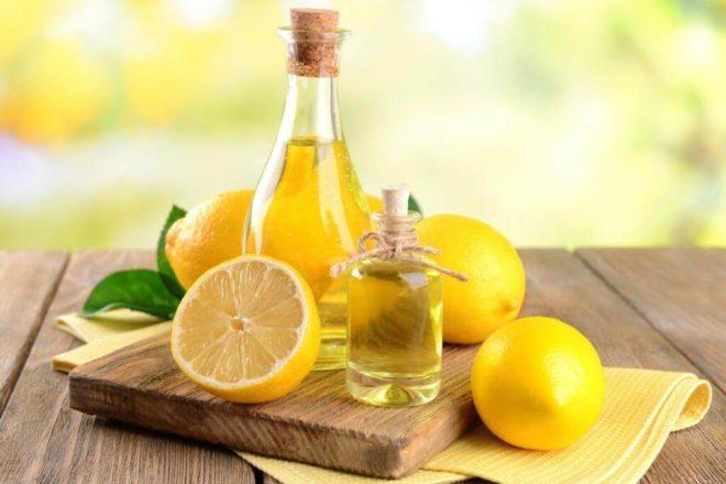 Настойка на лимоне и самогоне