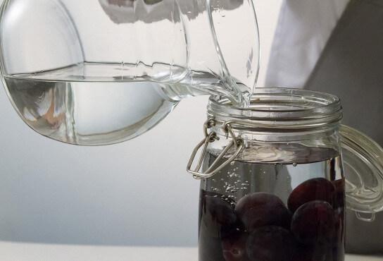 Рецепты на самогоне со сливой