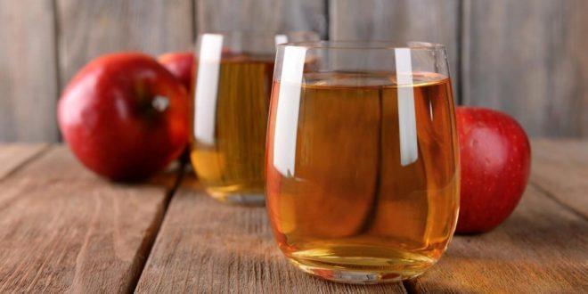 Яблочная настойка на самогоне из сушеных яблок с имбирем