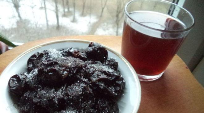 Классический рецепт самогона на черносливе