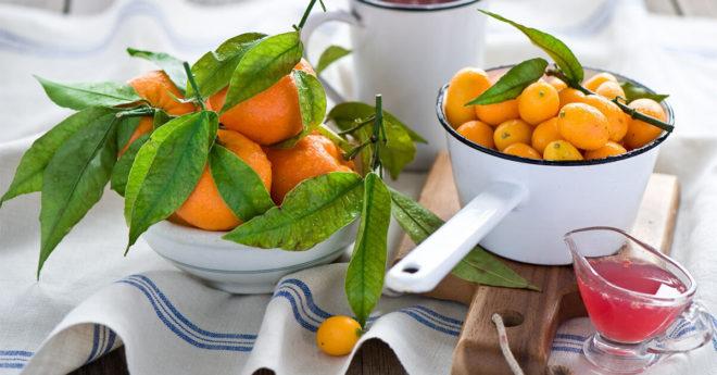 Наливка зимняя мандариновая