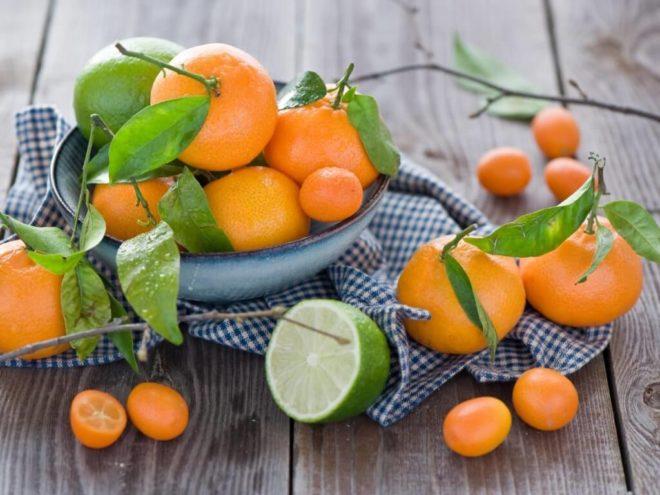 Польза «мандаринки» для здоровья