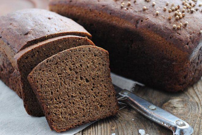Рецепт настойки на бородинском хлебе
