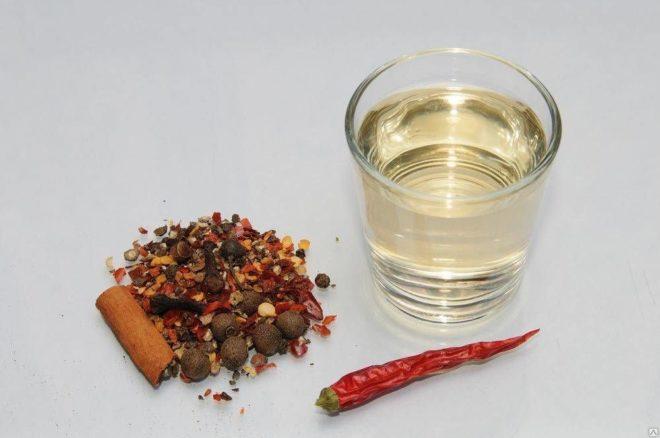 Рецепт бородинской настойки с шиповником